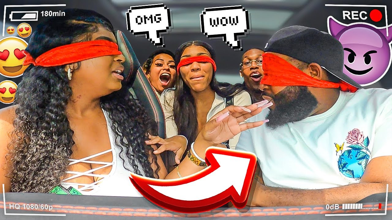 WE PUT 3 FREAKS ON A BLIND DATE **MUST WATCH**