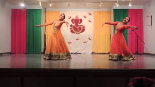 Mere Dholna Sun | Fusion Dance | Diwali 2015