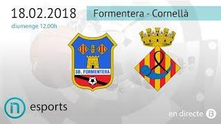 SD Formentera vs UD Cornella full match