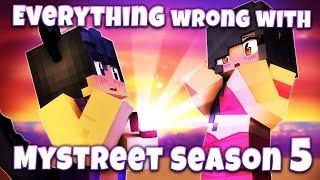 Everything Wrong With MyStreet Season 5
