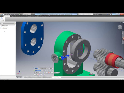 PTC Windchill CAD Data Management for Inventor