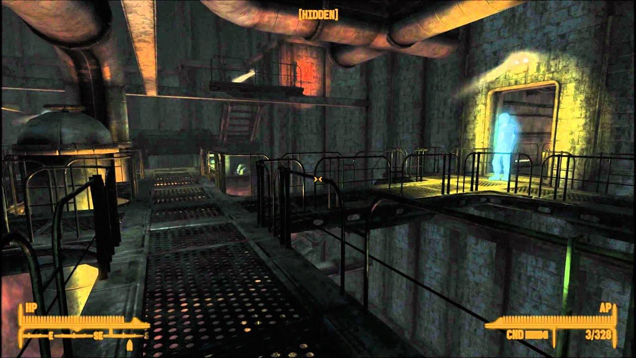 Fallout New Vegas Dead Money Heist of the Centuries part 3