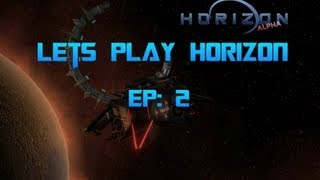 Horizon New 4x Strategy Space Game From L30 EP: 2