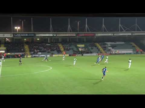 HIGHLIGHTS | Yeovil Town 0-1 Dover Athletic
