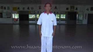 Grandmaster Huang Sheng Shyan's Hun Yuan Zhan Zhuang