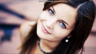 красивые девушки-голубые глаза (клип )