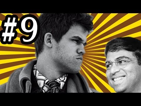 Most Exciting Match! - 2013 World Chess Championship - By GM Damian Lemos (Round 9)