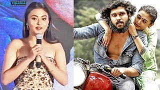 Varma heroine Megha shocking statement on being removed from the movie | Dhruv Vikram