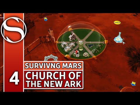 #4 I Lost My Ship - Surviving Mars - Surviving Mars Gameplay