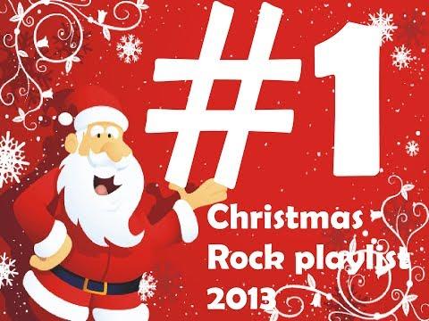 Christmas Rock/Pop-Punk/Alternative Playlist (Part 1)