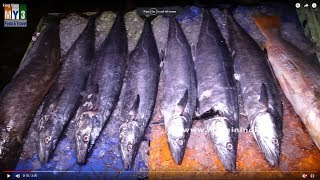 #FishCutting | King Fish Cleaning and Cutting |  #Perfect King Fish Cutting | Fish Fillet