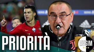 Ronaldo ha snobbato la Juve? ||| Avsim Zoom pre Atalanta-Juventus