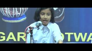 Chhota Khayal by Rhythm Students