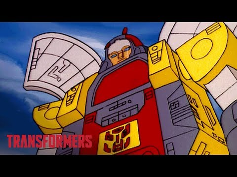 Transformers: Generation 2 Season 1 - 'Omega Supreme Summoned!' Official Clip