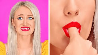 CRAZY HACKS FOR MOST EMBARRASSING MOMENTS || Try Not To Fail Hacks by 123 GO!