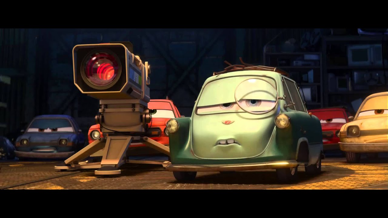 Pixar Cars 2 second full movie trailer HD 1080p YouTube
