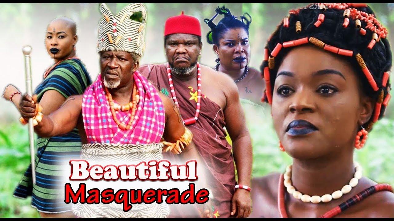 Download Beautiful Masquerade Part 1 - ChaCha Eke Classic Nollywood Movies.