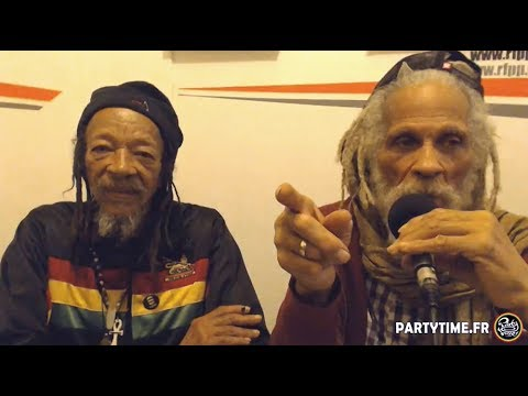 Inna de yard at Party Time Reggae Radio show   22 OCT 2017