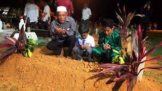 Jenazah Mohamad Thaqif selamat dikebumikan