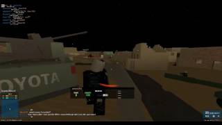 Roblox #6 a sniper but I lepher M16