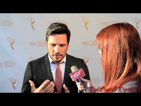 Nick Wechsler at the 35th College Television Awards CTA2014 @Nick_Wechsler