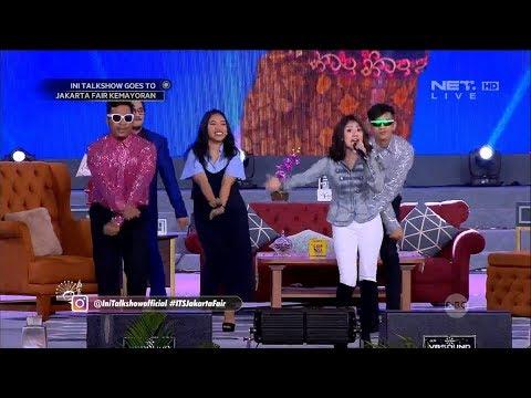 Digoyang Teh Ghea Yuk - Ini Talk Show Goes To Jakarta Fair (3/7)
