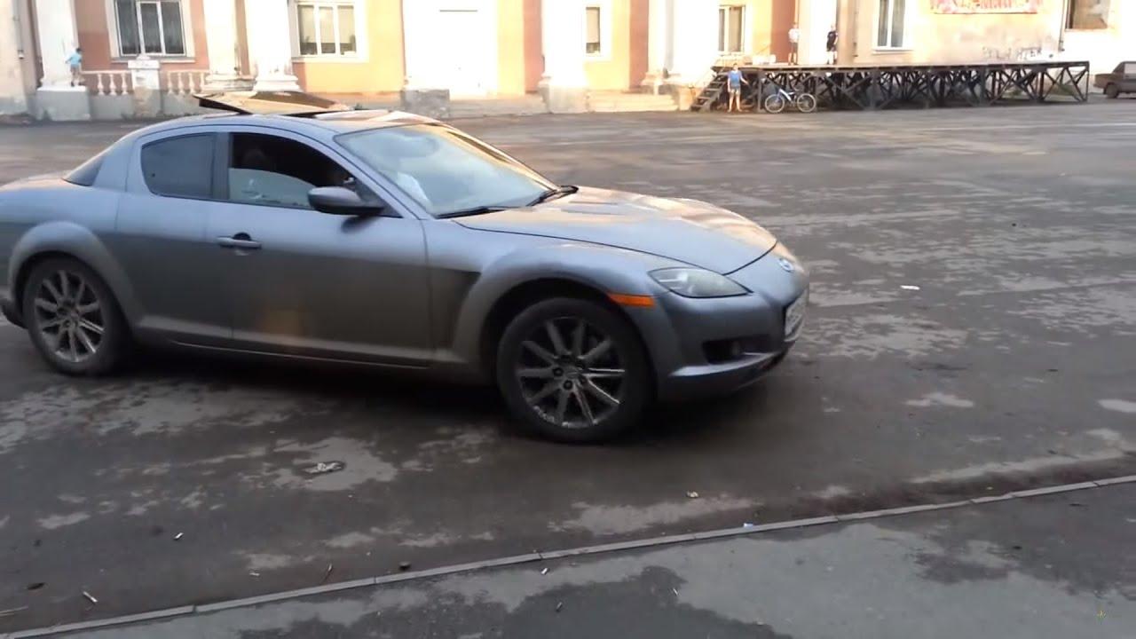 В Челябинске разули полностью ' сняли двери с Камри - YouTube