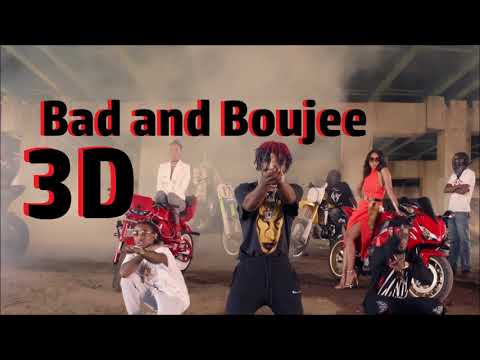 Migos 3D AUDIO Bad and Boujee ft Lil Uzi Vert