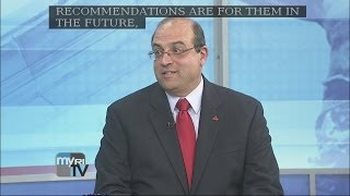 Executive Suite 11/24/2013: Brian Azar, Santander Bank RI Region President