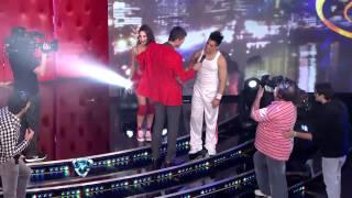 Showmatch 2012 - Un bailarín que le tiene miedo a Tinelli