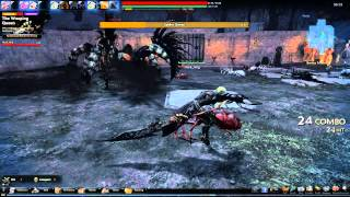 Vindictus Hurk Weeping Queen Solo