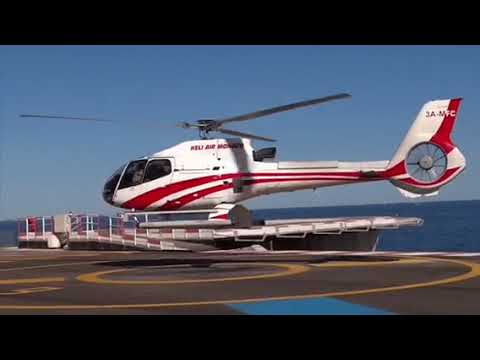 Helicopter tour and lunch in Monaco