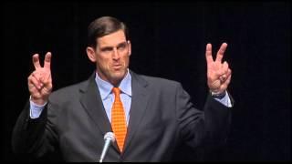 Men's Hall of Honor: Blake Brockermeyer Induction Speech [Sept. 29, 2015]