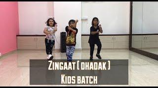 Zingaat hindi | Dhadak Movie | Kids dance | Avinash singh choreography basic/beg