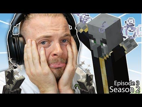 SOMEONE DIED in Minecraft Hardcore!! S2 #3