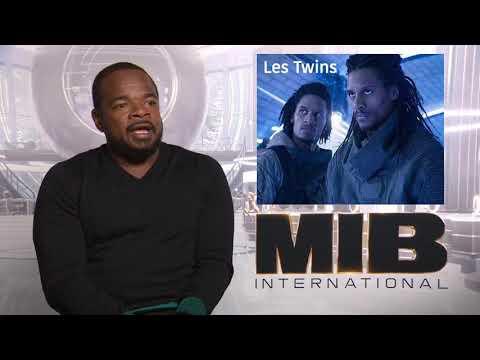 LES TWINS | Men In Black : International