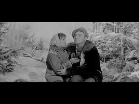 """Старый клён"" - Фильм ""Девчата"""