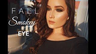Fall Smokey Eye - NEW Sigma Blush & Sculpting Palettes!