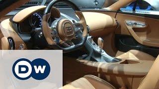 Самый дорогой автомобиль и другие премьеры салона в Женеве