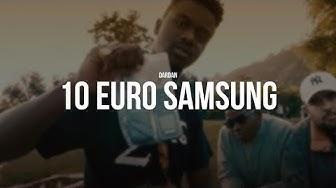 DARDAN - 10 EURO SAMSUNG [prod. TheBeatPlug & Young Kelz] (Official Video)
