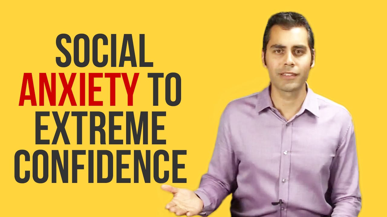 Download How To Be Confident  -Overcome Social Anxiety To Extreme Confidence