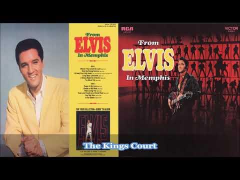 Elvis Presley - From Elvis In Memphis 1969 - Full Album