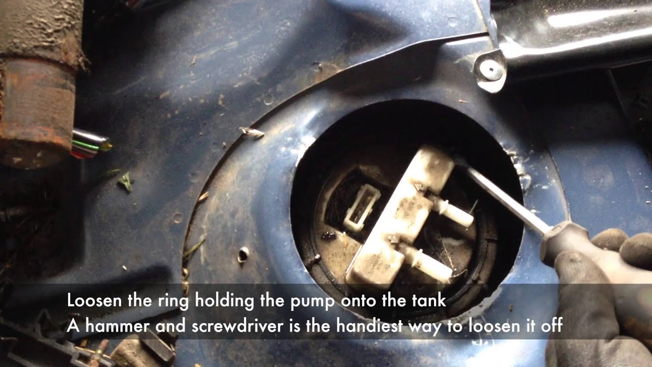 Hdi in tank fuel pump removal youtube swarovskicordoba