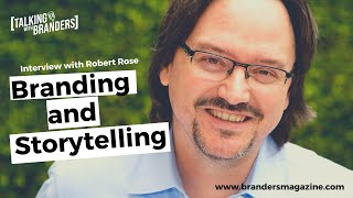 Talking with Branders EP3 | Branding and Storytelling
