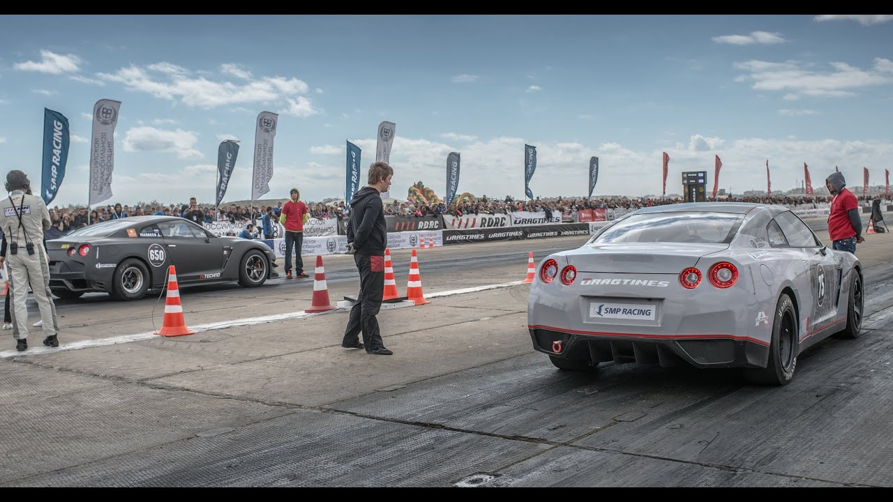 2 fastest r35 gt r s in europe on 1 4 mile