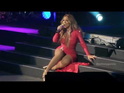 Mariah Carey WITHOUT YOU Monterrey Mexico November 9th, 2016