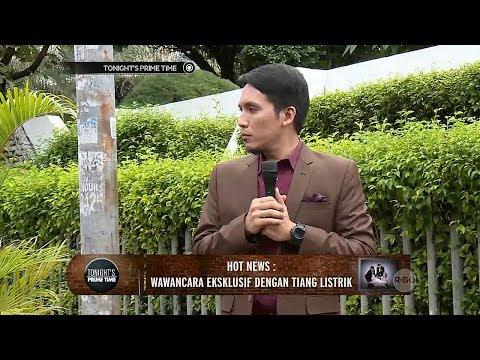 Wawancara Desta Dengan Tiang Listrik