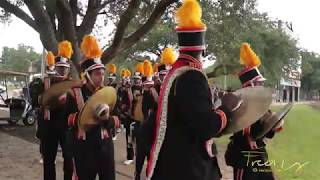 Grambling St. Marching In  vs Oklahoma Pandhandle St. 2018