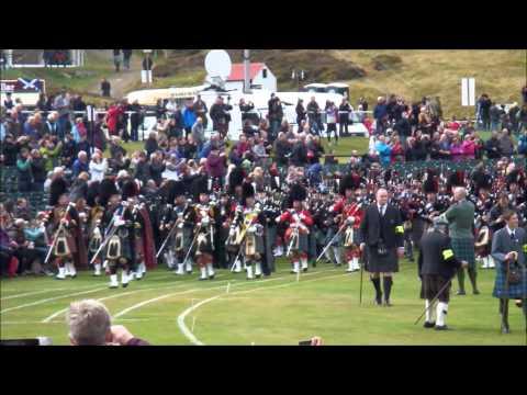 Highland Games Braemar 2014