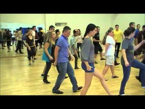 Fake Dance Line Id Youtube - Footloose